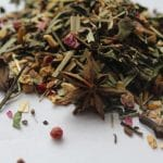 Le thé vert épicé